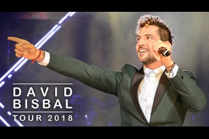 David Bisbal - Tour 2018