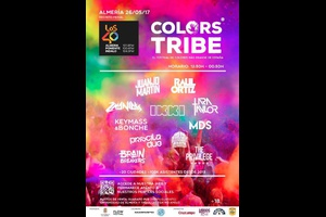 Festival Colors Tribe