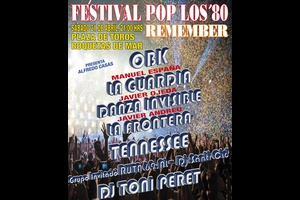 FESTIVAL POP LOS'80 REMEMBER