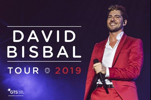 "David Bisbal ""Tour 2019"""