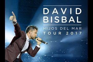 David Bisbal Hijos del Mar - Tour 2017
